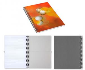 Spiral Notebooks Now Available